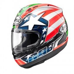 Arai RX-7V Nicky Hayden Replica Helm