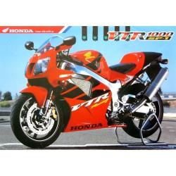 Honda VTR1000SP-1 parts RC51